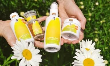 Řada SUMMER TIME pro péči o pokožku v letních měsících