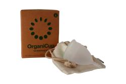 OrganiCup menstruační kalíšek - velikost MINI TEEN