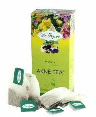 akné tea dr. popov