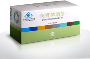 Tianshi antilipemic tea