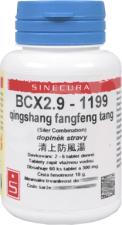 BCX 2.9 (Qingshang fangfeng tang) 60 tbl