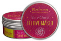 BIO růžové tělo+obličej šlehané máslo 75 ml