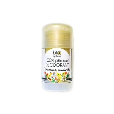 Biorythme 30g deo Citronová meduňka bílé