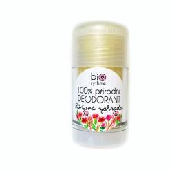 BIORYTHME deodorant Růžová zahrada 30g