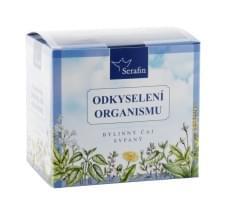 Bylinný čaj ODKYSELENÍ ORGANISMU sypaný 100g