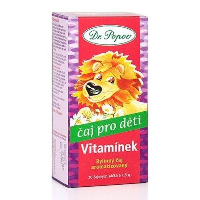 bylinny caj vitaminek