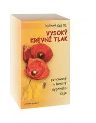 Bylinný čaj Vlčí mák Vyoký krevní tlak