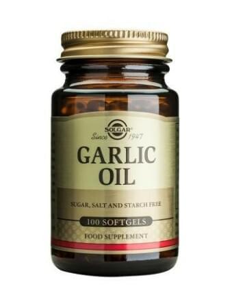 Česnekový olej bez zápachu
