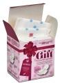 Dámské menstruační vložky GIFTPads denní 14 ks