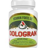 Dologran vitamin forte D3 GOLD 90g