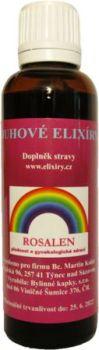 Duhové elixíry - ROSALEN 50 ml