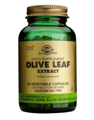 Extrakt z olivových listů SOLGAR