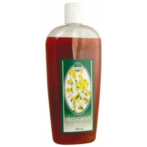 Třezalkový olivový olej