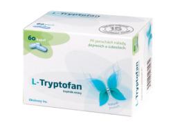 L-Tryptofan 60 cps