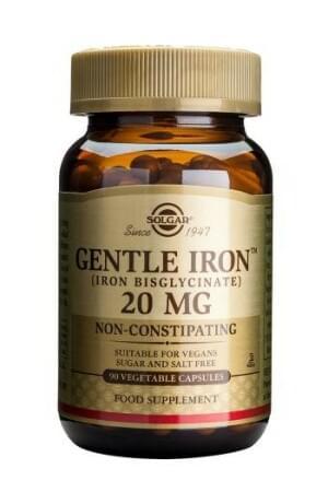 Železo (Gentle Iron) 90 cps