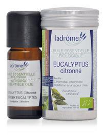 Esenciální olej eukalyptus citron