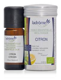 BIO Esencialni olej citron