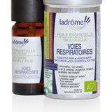 BIO Směs esenciálních olejů na dýchací cesty 10 ml