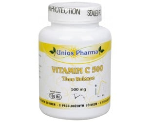 Vitamin C 500 mg Time Release