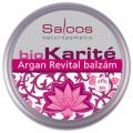 Saloos Bio Karité Argan Revital balzám