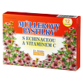 Müllerovy pastilky s echinaceou a vitaminem C