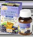 Müllerovy medvídci (vitamin C s příchutí černého rybízu)