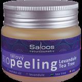 Saloos BIO tělový peeling levandule + tea tree