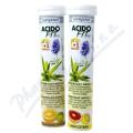 AcidoFIT šumivé tablety (grep/citrón)