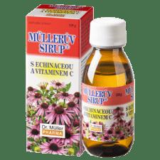 Müllerův sirup s echinaceou a vitamínem C 320g