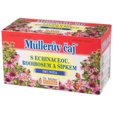 Müllerův čaj s echinaceou, rooibosem a šípkem 20 sáčků