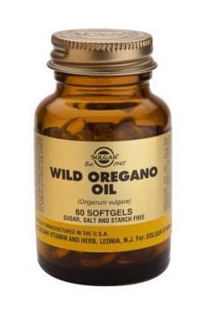Oregánový olej 60 cps