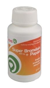 Super Bromelain + Papain