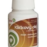 Klíčkový olej s vitamín A, C, E 60 tob