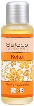 Saloos tělový a masážní olej RELAX 50 ml