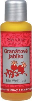 Telovy a masazni olej Granatove jablko