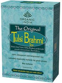 Tulsi Brahmi čaj 50g - sypaný