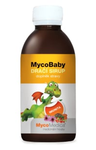 MycoBaby - draci sirup