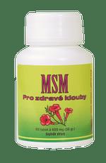 MSM pro zdravé klouby