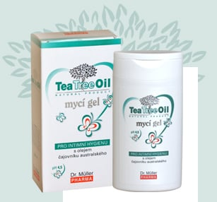 Myci gel s Tea Tree Oil