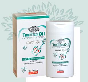 Myci gel s Tea Tree Oil