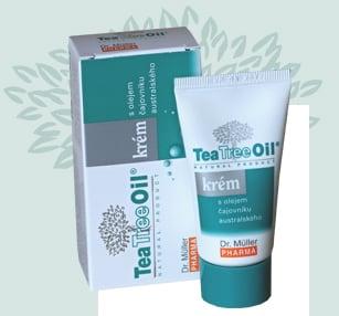 Tea Tree oil krém