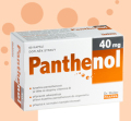 Panthenol 40 mg