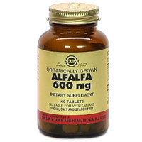 ALFALFA 600 mg