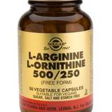 L-Arginin - L-ornitin 50 cps