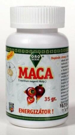 MACA 100 cps