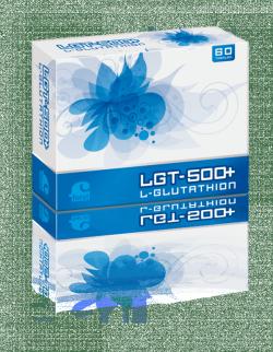 Glutathion LGT 500+ 60 tobolek