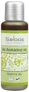 Bio Avokadovy olej