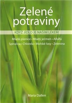 kniha Zelené potraviny
