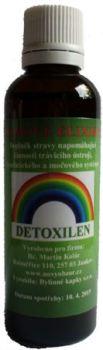 Duhové elixíry - DETOXILEN 50 ml
