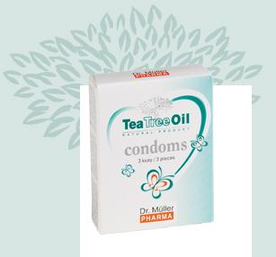 Tea Tree Oil kondomy